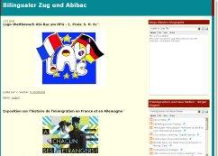 Bilingualer Zug und Abibac