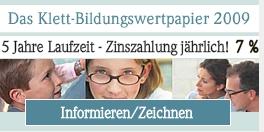 Klett-Bildungswertpapier II