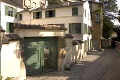 La maison de Balzac à Passy