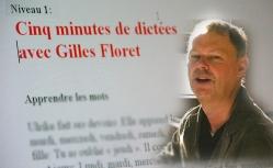 Dictées avec Gilles Floret
