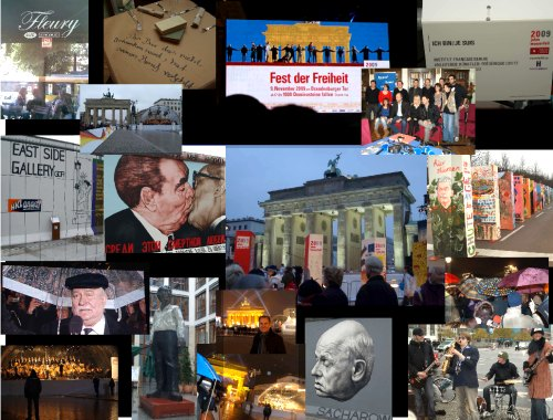 berlin, 9 novembre 2009