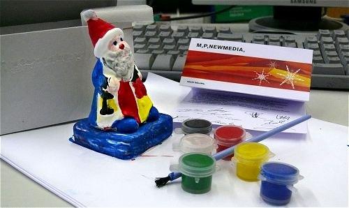 Père Noël - Weihnachtsmann