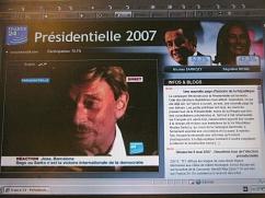 Présidentielle France 24