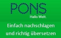 Pons Dictionnaire en ligne