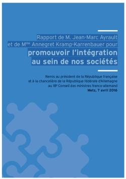 rapport-integration