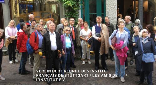 Freunde des InNstitut français